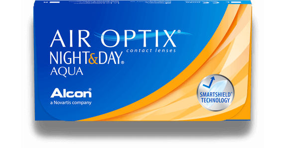 Alcon Monthly Contact Lenses for Eye Care Professionals
